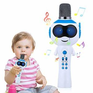 Karaoke para niños