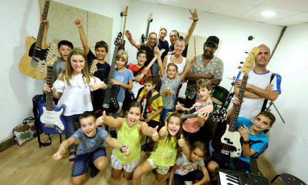 Cómo elegir profesor de música para mi hijo