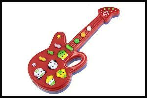 Guitarra de juguete para bebe
