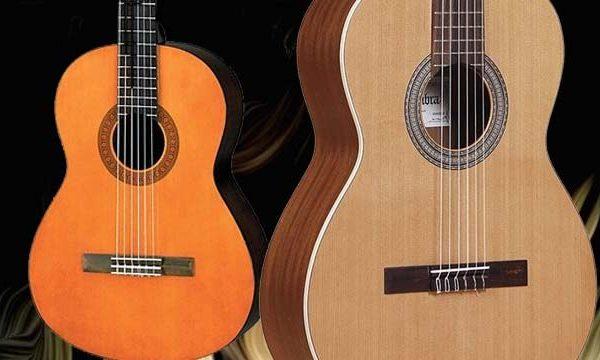 ▷ Las 3 mejores guitarras Españolas para principiante de 2021